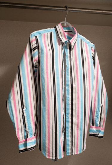 【おひさま活動】洋裁経験ゼロの男子がアイドルにハマってシャツを作った話 ~制作編~