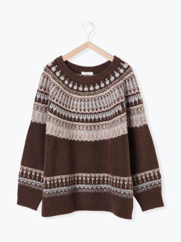 【私服情報】山口陽世のセーターはこれ!